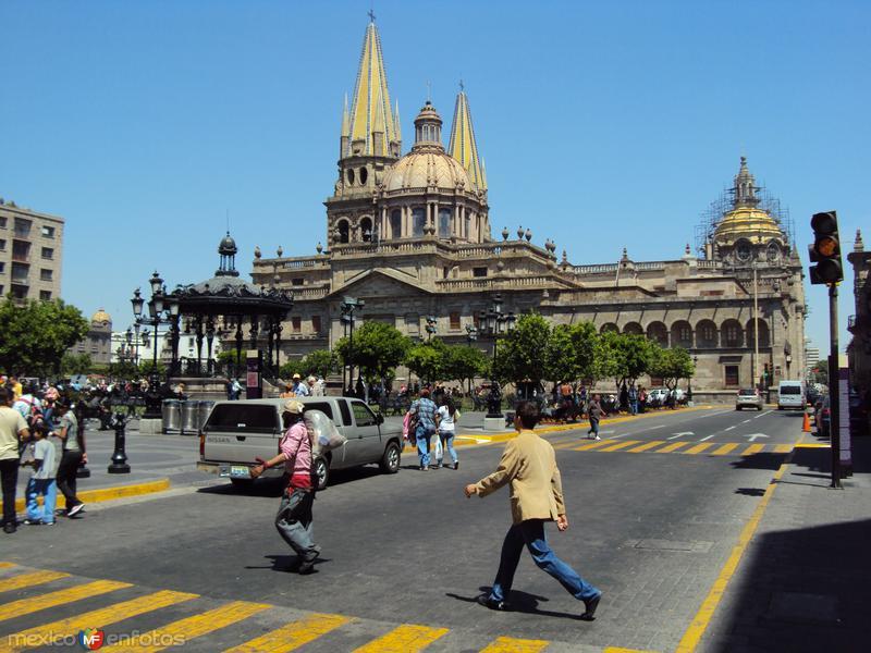 Càtedral de Guadalajara.