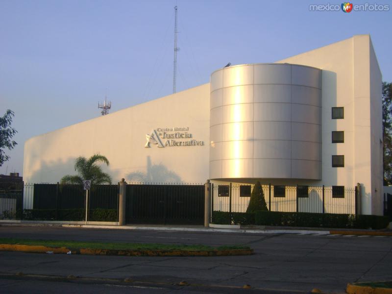 CENTRO ESTATAL DE JUSTICIA ALTERNATIVA