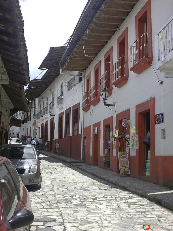 Caminando por Cuetzalan