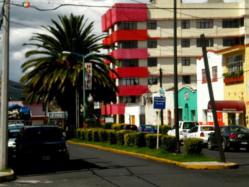 Av Juárez Norte