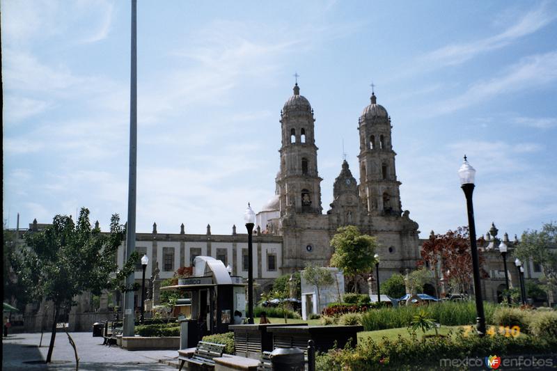 Basílica de la virgen de Zapopan, Jalisco