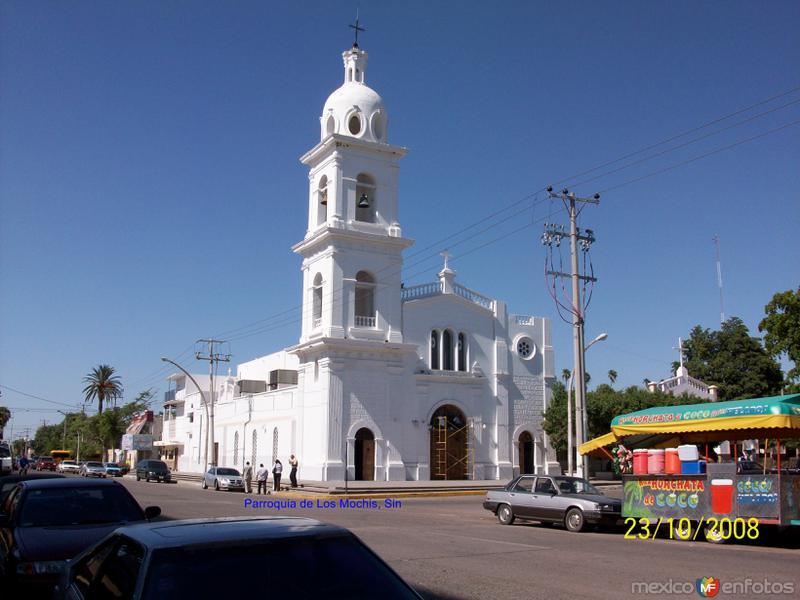 Parroquia de Los Mochis