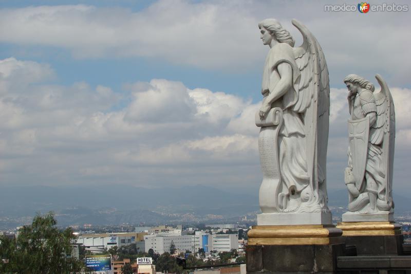 Basílica de Guadalupe: Cuidando la cuidad