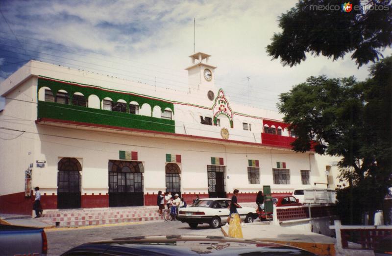 Palacio Municipal de la Ciudad de Tecamachalco, Puebla