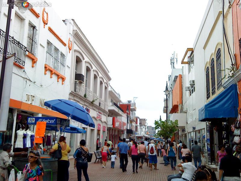 El Centro de Villahermosa