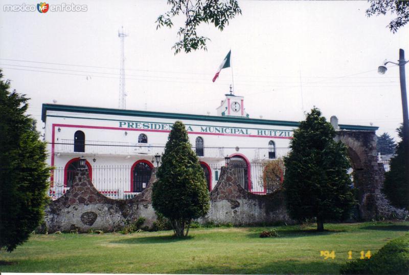 Palacio municipal de Huitzilac, Morelos
