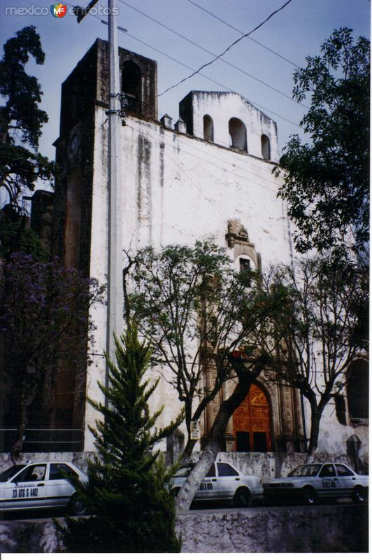 Ex-Convento de San Agustín del siglo XVI. Atotonilco el Grande, Hidalgo