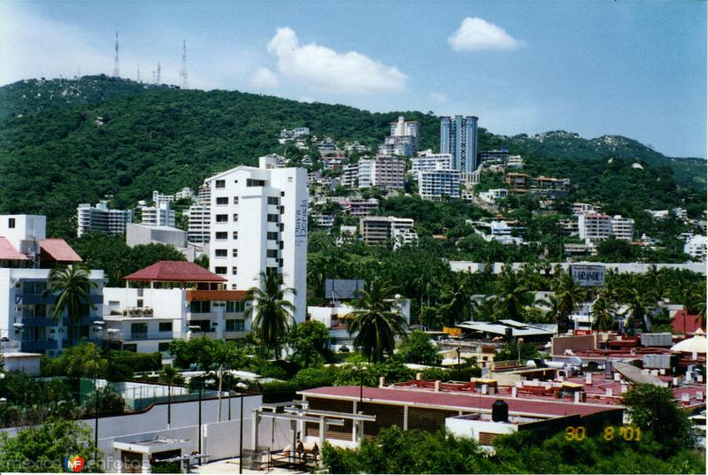 Zona Dorada. Acapulco, Guerrero