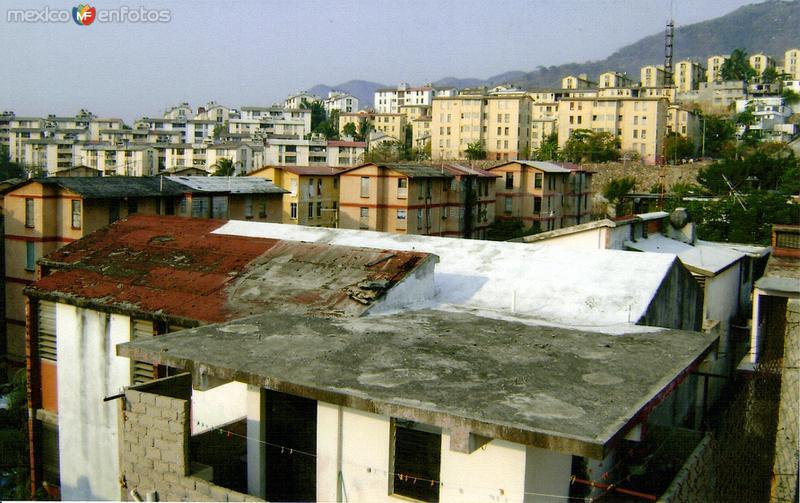 """Unidad Habitacional """"El Coloso"""" (El otro Acapulco), Estado de Guerrero"""