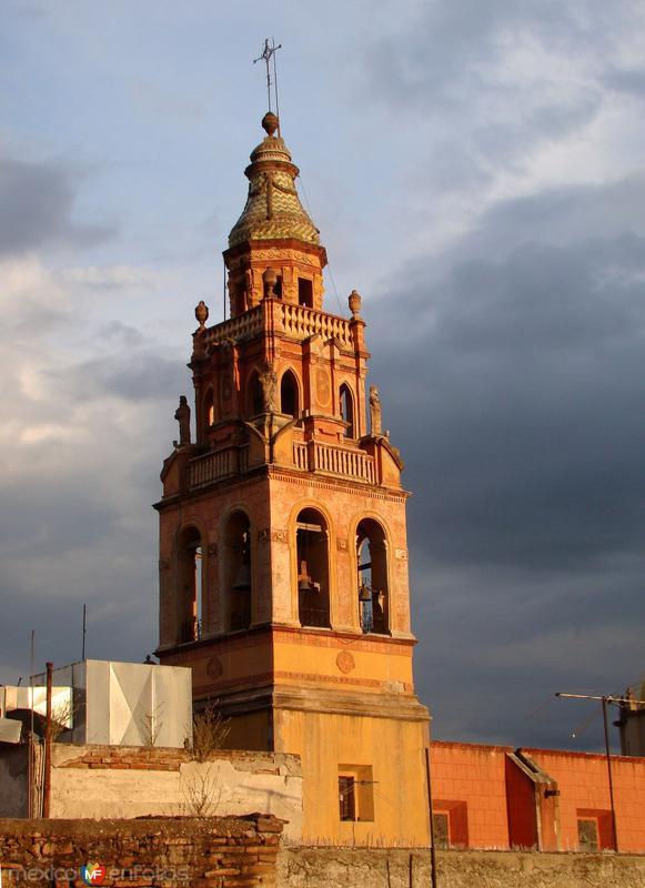 Templo de San Aguistín