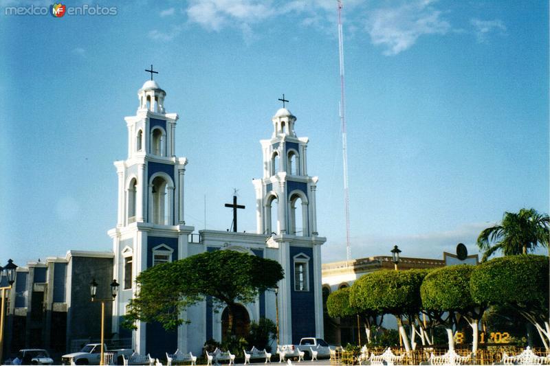 Parroquia de Comalcalco, Tabasco