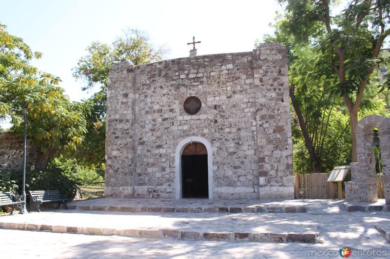 Misión de San José de Comondú.