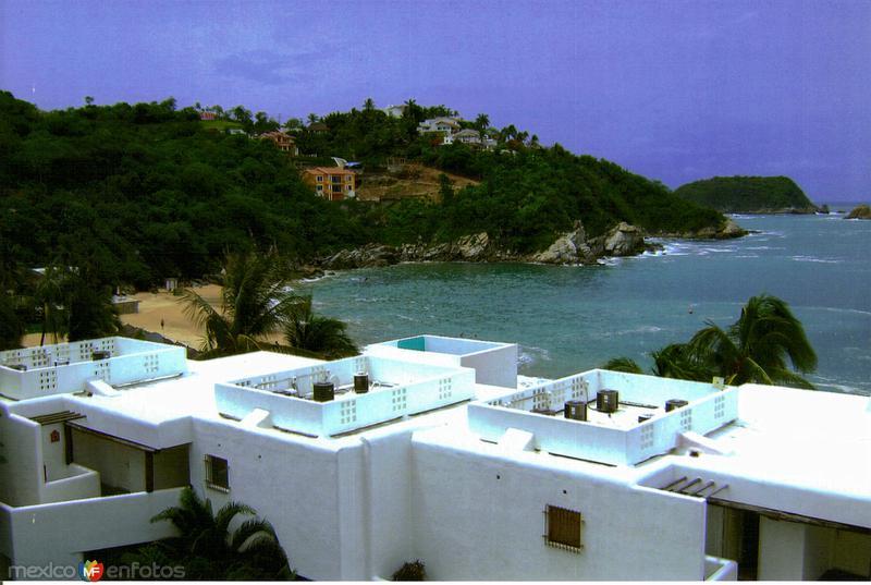 Bahía Tangolunda . Huatulco, Oaxaca