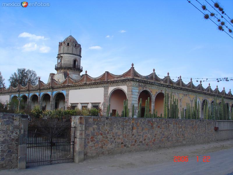 Ex Hacienda de Peotillos
