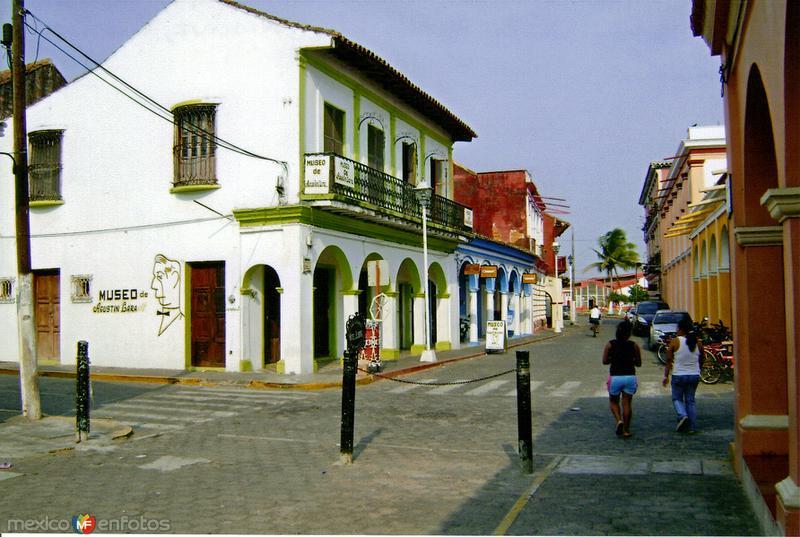 Museo-casa de Agustín Lara. Tlacotalpan, Veracruz