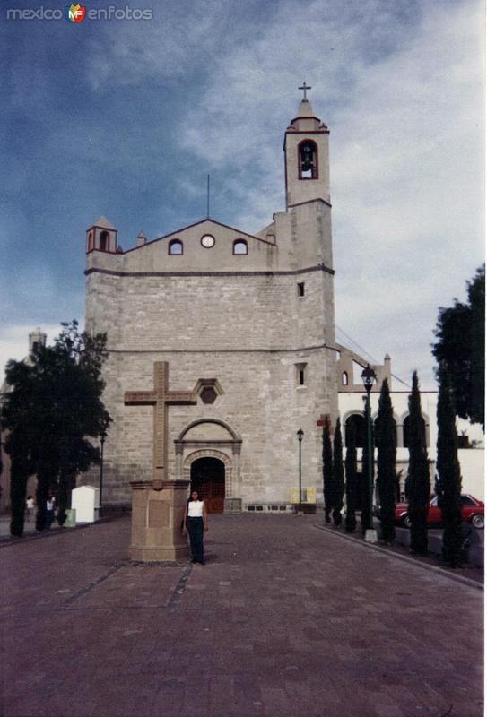 Ex-convento franciscano de San José, siglo XVI. Tula de Allende, Hidalgo