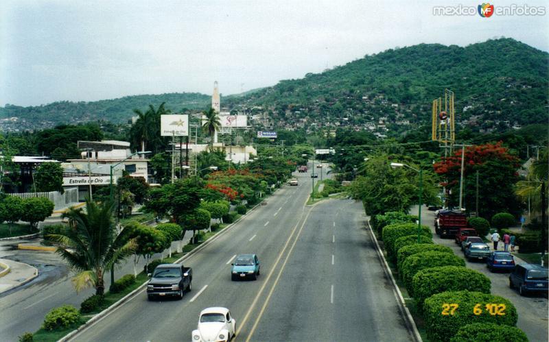 Blvd. Costero. Zihuatanejo, Guerrero