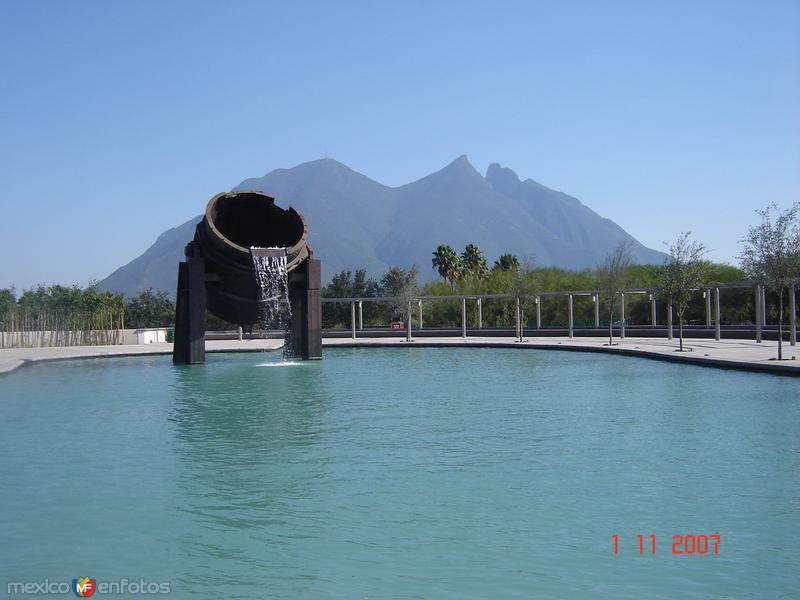 Fundidora. Forum 2007.