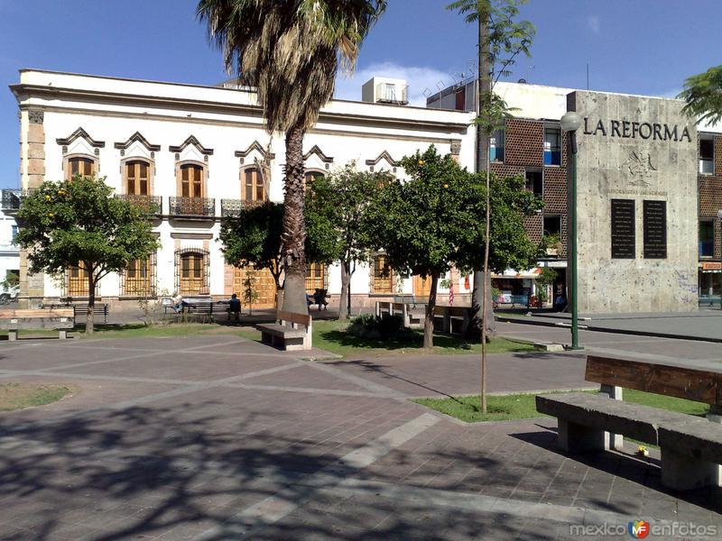 Plaza De La Reforma