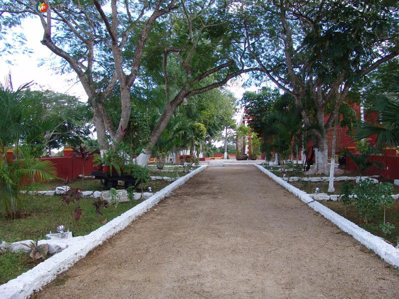 Hacienda de Thadzibichén