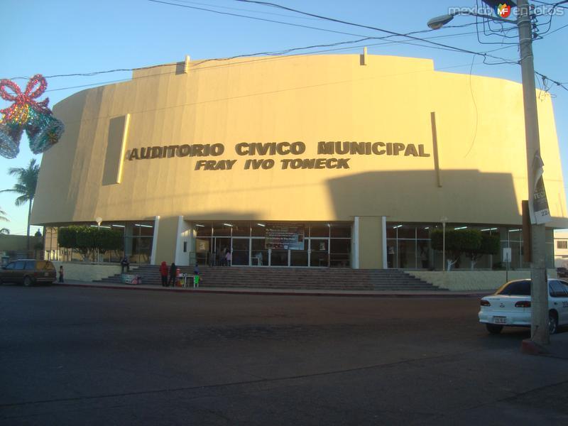 Auditorio Civico Municipal