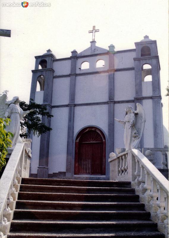 Capilla del Calvario. Arriaga, Chiapas. 2001