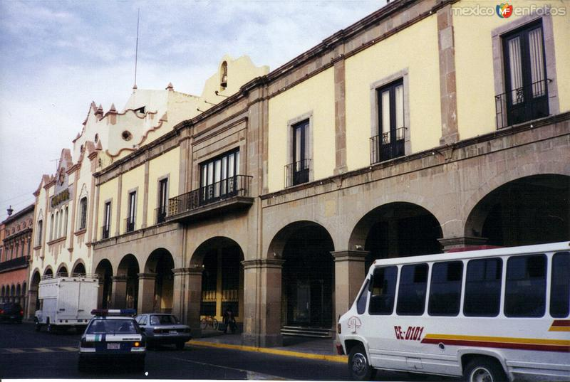 Palacio Municipal de Celaya, Gto. 2000