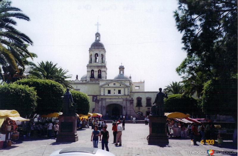 Ex-convento de la Santa Cruz (Siglo XVII). Santiago de Querétaro. 2003