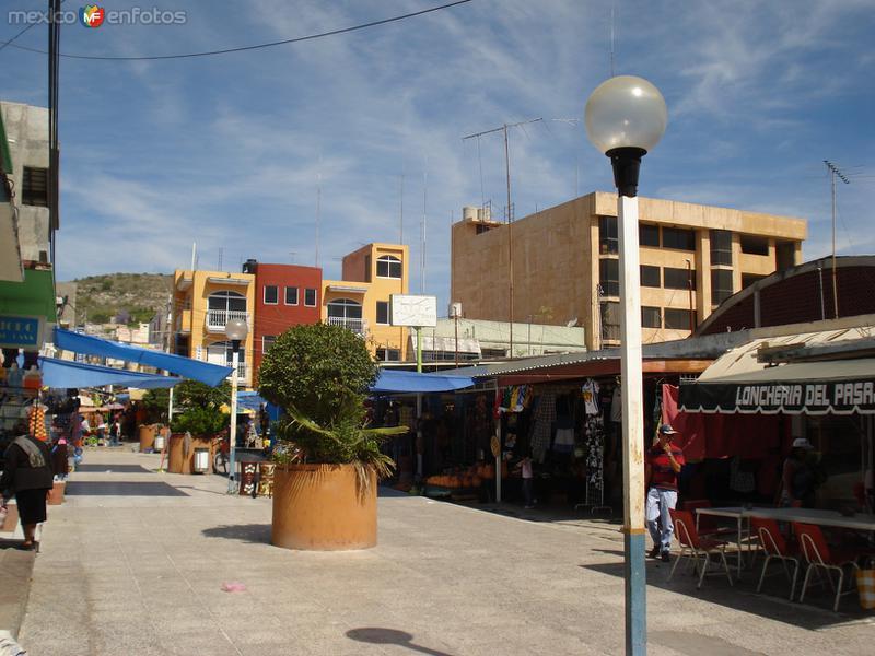 Zona del Mercado Municipal
