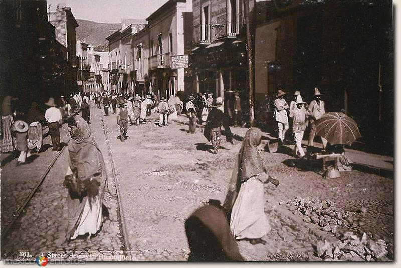 Guanajuato 1899
