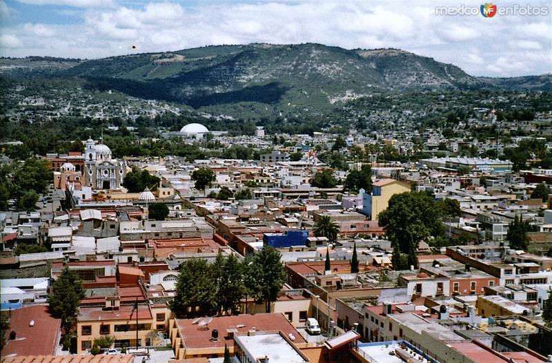 Centro Histórico de la ciudad de Tlaxcala