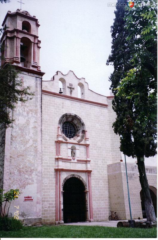 Portada del ex-convento agustino de San Guillermo (Siglo XVI). 2002