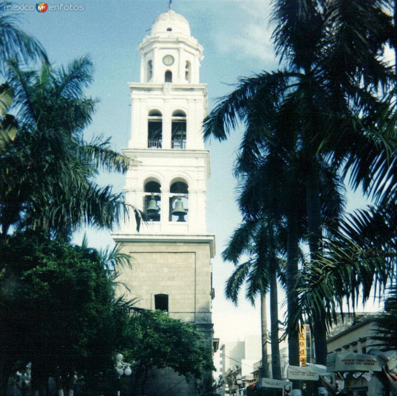 Catedral de Nuestra Señora de la Asunción (1622). Veracruz. 1994