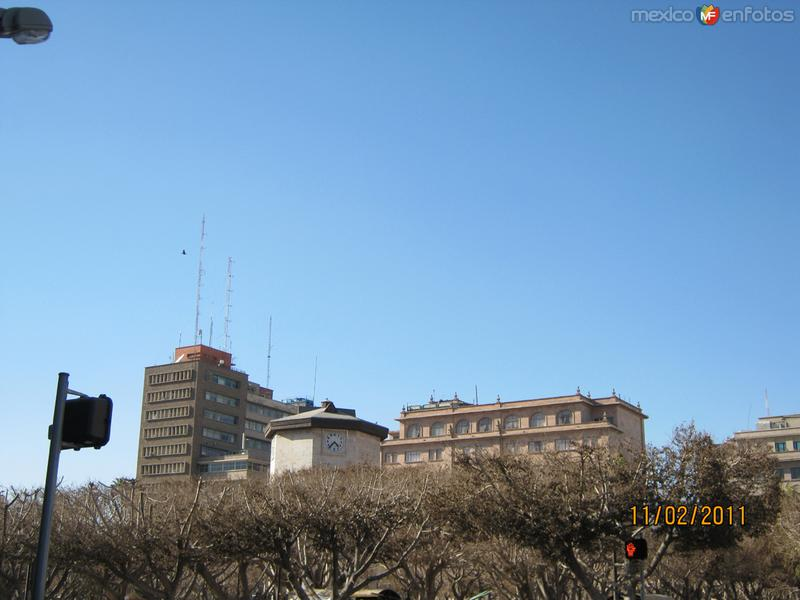 plaza centro historico de torreon