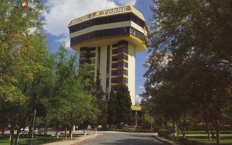 "Hotel ""La Torre"". Saltillo, Coahuila"
