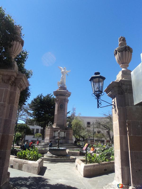 Jardin Independencia