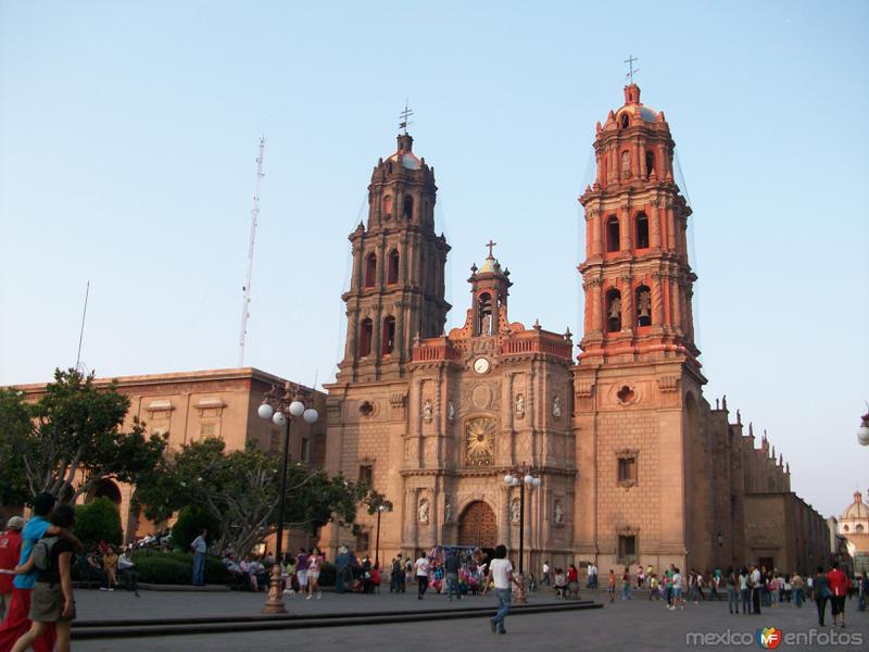 Catedral Potosina
