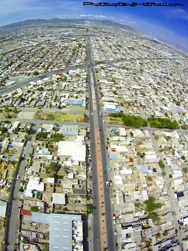 Avenida Avila Camacho