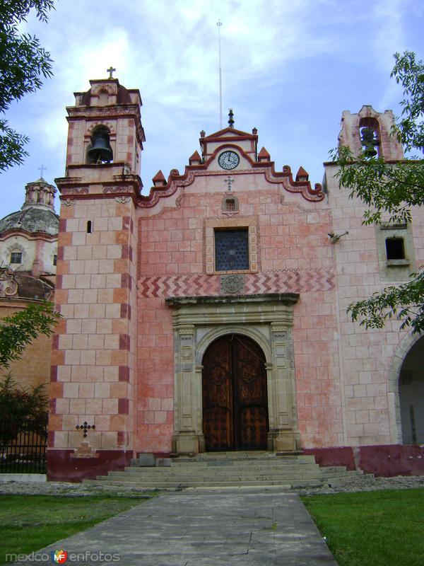 Parroquia del ex-convento de la Inmaculada Concepcion. Agosto/2011