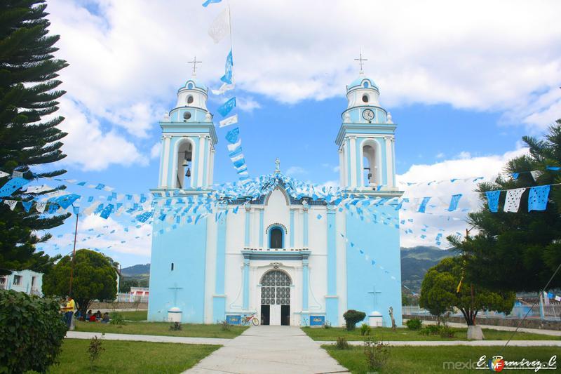 """Templo """"Virgen De La Natividad"""""""