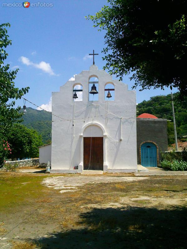 Atrio e Iglesia