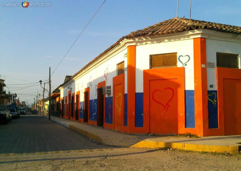 Por las calles de Tecuala