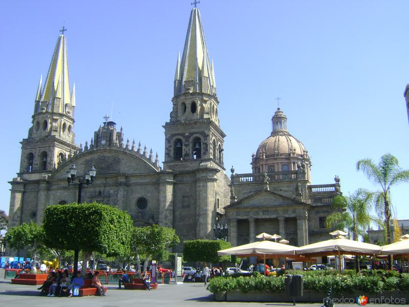 La Catedral de Guadalajara. Noviembre/2011