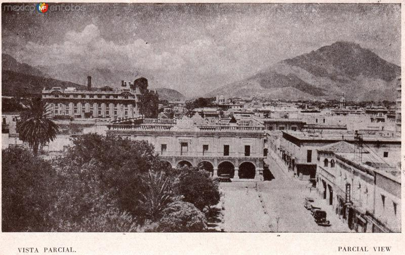Palacio municipal de Monterrey