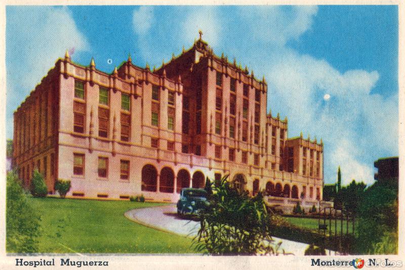 Hospital Muguerza