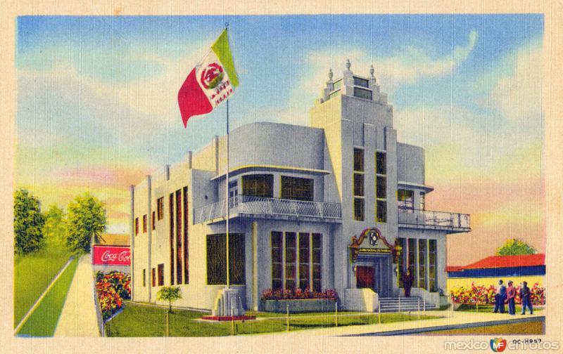 Cámara Nacional de Comercio