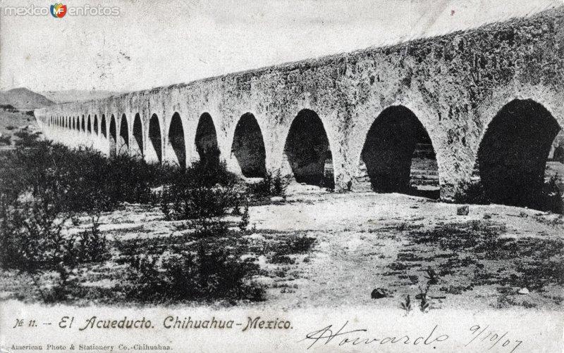 El Acueducto de Chihuahua
