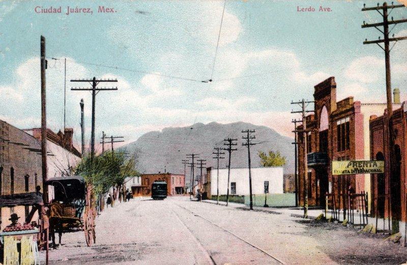 Avenida Lerdo