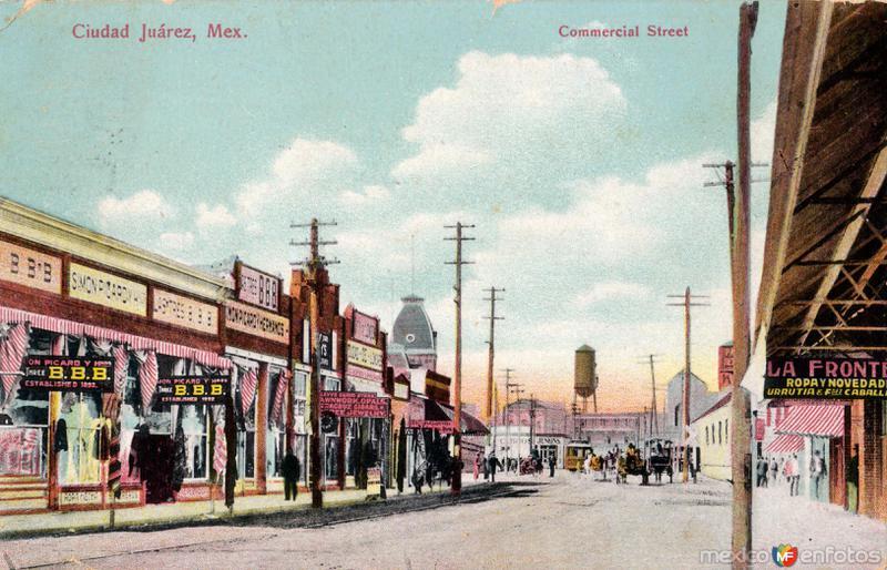 Calle del Comercio (Ave 16 de Septiembre)