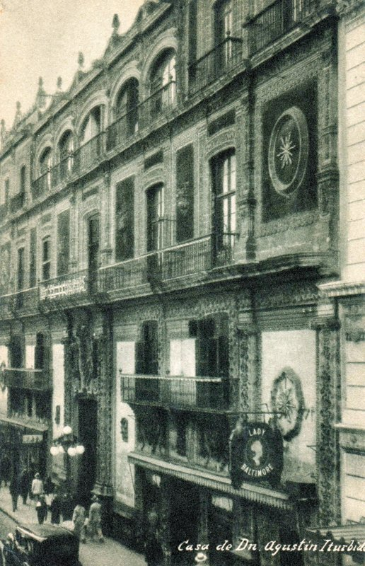 Casa de Iturbide